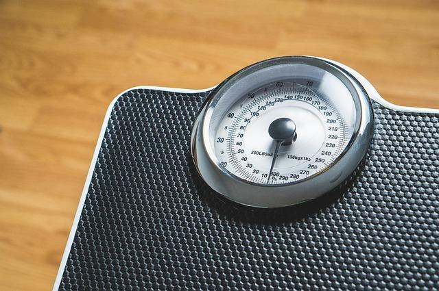 osbní váha