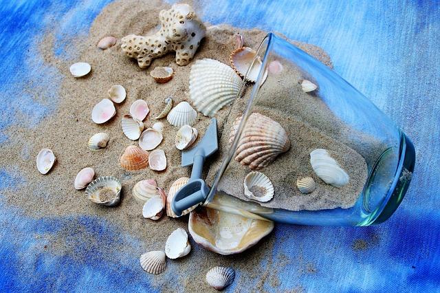 plážová dekorace